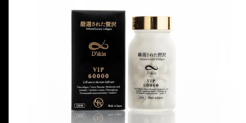 厳選された贅沢|LUXURY COLLAGEN|「FS」がプロデュースするメイドインジャパンブランド D'skin(ディースキン)