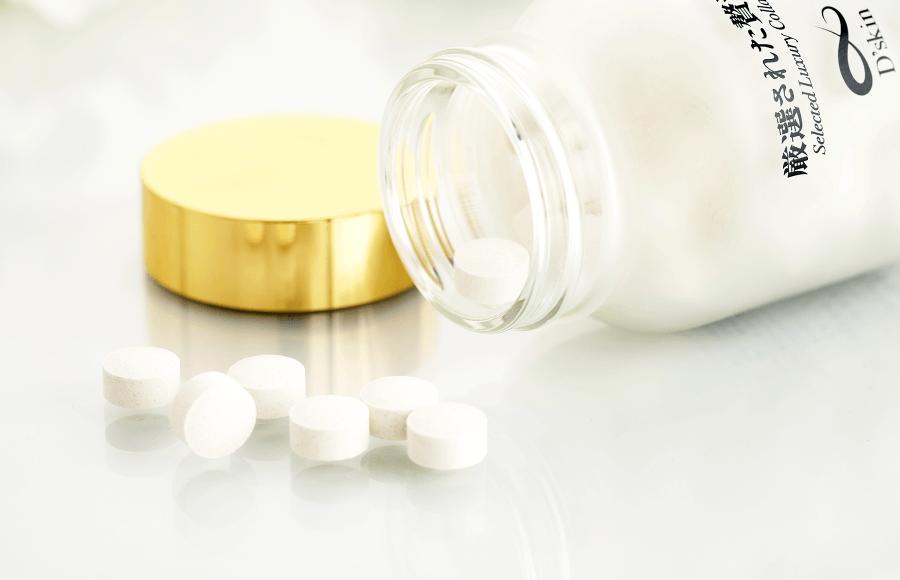 GLUTAWHITE|PRODUCTS|「FS」がプロデュースするメイドインジャパンブランド D'skin(ディースキン)